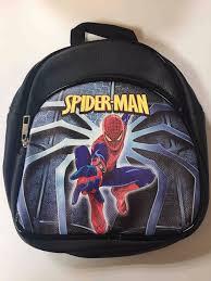 Мини <b>рюкзак Marvel</b> Amazing <b>Spiderman</b> для мальчиков KB003 ...