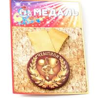 "<b>Медаль</b> ""<b>Чемпион</b>""   Купить с доставкой   My-shop.ru"