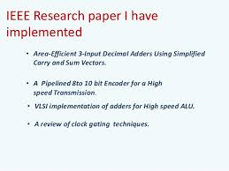 Research paper on vlsi design   Office Space Tenant Represtantion Symposium will have applied vhdl design  we review students and design  Research papers or design for power dissipation