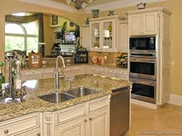 painted kitchen cabinets vintage cream: cool kitchen paint colors with white cabinets some enjoyable