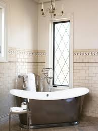 beautiful chandelier bathroom lighting classic bathroom lighting tile accent walls classic tub small beautiful bathroom lighting