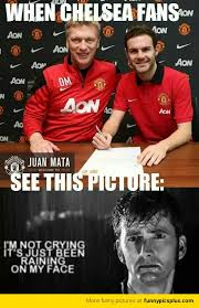 Juan Mata to Man Utd Memes | Funny Pictures via Relatably.com