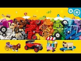 <b>LEGO</b>® <b>Classic</b> 10715 - <b>Модели</b> на колёсах - YouTube
