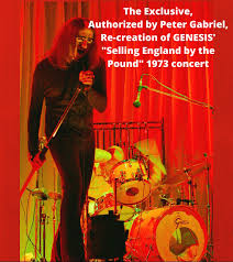 "The Musical Box performs <b>Genesis</b>' ""<b>Selling</b> England by the Pound ..."