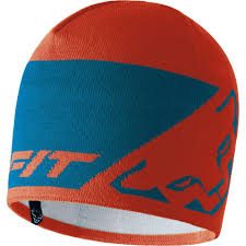 <b>Шапка Dynafit Leopard</b> Logo Beanie UNI58 Синій/оранжевий — в ...