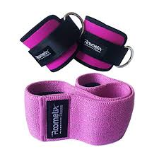 Roometix <b>Ankle Straps</b> for <b>Cable</b> Machine with Hip Circle ...