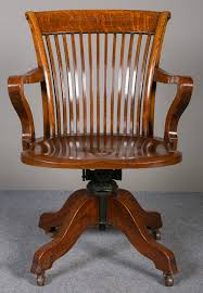 antique swivel office chair. antique swivel and revolving chairs oak u0026 reclining desk chair a good office