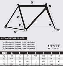 How to know the ideal size for your <b>fixie</b> bike - Santafixie UK Blog