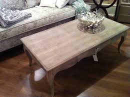 distressed coffee tables antiquing wood furniture