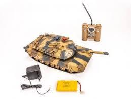 <b>Радиоуправляемый танк Huan Qi</b> 518 1:24 - HU518