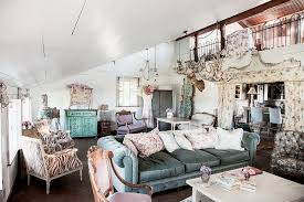 Shabby Chic Bedroom Wall Colors : Resourceful and classy shabby chic living rooms