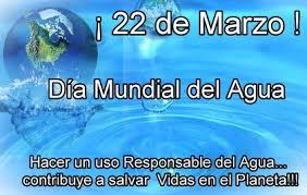 Resultado de imagen para dia mundial del agua 2015
