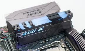 Обзор оперативной <b>памяти GeIL EVO</b> X ROG Certified ...