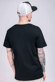 <b>Футболка WU-WEAR Black</b> Logo T-Shirt Black, заказать, цена с ...