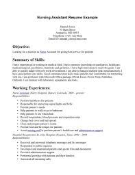 great example resumes sample how write great narrative essay great example resumes best cna resume samples and great nursing assistant example best cna resume samples