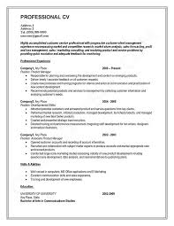 Customer Service CV Example   Help   The CV Store Blog Infovia net Administration CV template  free administrative CVs  administrator job description  office  clerical
