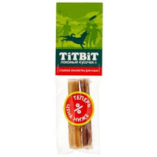 «<b>Лакомство</b> для собак <b>Titbit</b> Корень бычий догодент ...