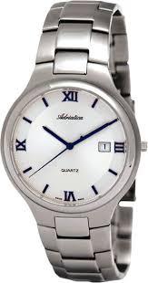 Купить <b>Мужские</b> швейцарские наручные <b>часы Adriatica</b> A1114 ...