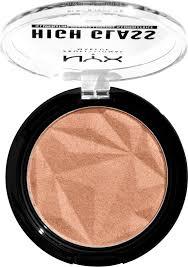 NYX Professional Makeup High Glass Illuminating Powder ...