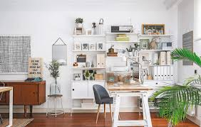 4 modern ideas for your home office dcor archi livingcom chic office ideas 15 chic