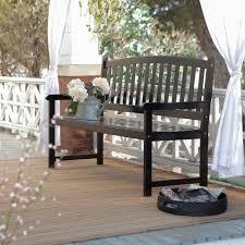 ft patio bench
