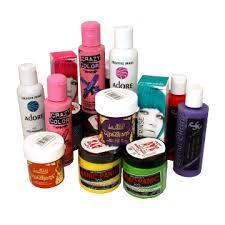 Znalezione obrazy dla zapytania colorful hair dyes'