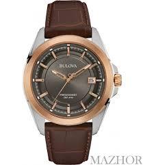 <b>Bulova 98B267</b>. Мужские <b>часы Bulova</b> Precisionist <b>98B267</b> - купить ...