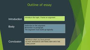 to kill a mockingbird writing a literary essay stages in the outline of essay introduction body conclusion elaborate on the argument remember to paragraph the argument must