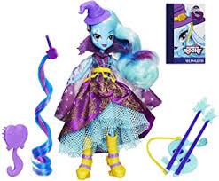 Hasbro My Little Pony <b>Equestria Girls Trixie</b> Lulamoon Doll: Amazon ...
