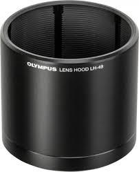 <b>Бленда Olympus LH-49</b> для M.Zuiko 60mm Macro — купить в ...