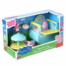Набор <b>Peppa Pig Палатка с</b> мороженым (страница 2)
