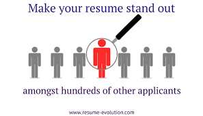 Professional Resume Writing Service says your resume should look good This is Why Your Professional Resume Needs to Look Good