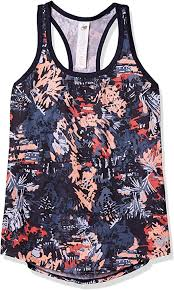 New Balance Women's <b>Printed Accelerate Tank V2</b> Tank Top ...
