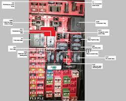 fuses an relays box diagram ford f  fuse box diagram ford f150 1997 2003