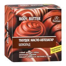 """Твердое <b>масло</b>-<b>автозагар Floresan</b> """"<b>Шоколад</b>"""", 100 мл   Купить с ..."""