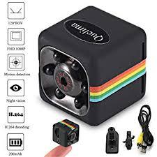 Amazon.com : Quelima <b>SQ11 HD 1080P Mini</b> Hidden <b>Spy Camera</b> ...