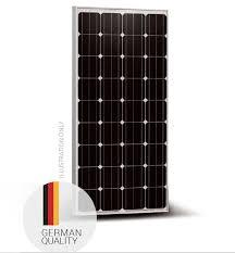 China <b>TUV Ce Approved</b> Mono Solar PV Panel (140W-170W ...