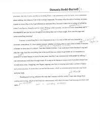 literacy memoir   danasia    s portfolioliteracy memoir  reflective essay  danasia redd burrell ms  camargo english