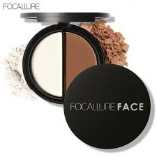 <b>Focallure New Makeup Blush Bronzer</b> Highlighter 2 Diff Color ...