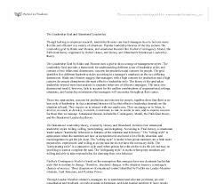 photo   situational leadership essay images