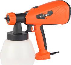Распылитель электрический <b>PATRIOT SG 500</b> — купить в ...