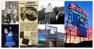 История компании <b>Zippo</b>
