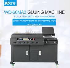 <b>Professional</b> Manufacturer/ Binder/ Gluing Machine/ Perfect Book ...