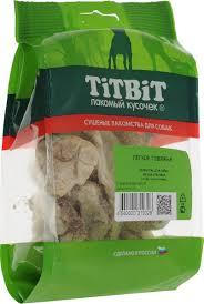 """<b>Лакомство</b> """"<b>Titbit"""" для</b> собак мелких пород, легкое говяжье ..."""