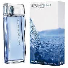 <b>L'eau Par Kenzo</b> Pour Homme EdT 100ml in duty-free at airport Irkutsk