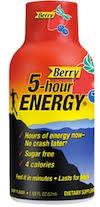 <b>Caffeine</b> in 5 Hour Energy