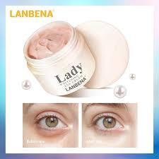 <b>LANBENA Whitening Eye</b> Cream Dark Circle Anti-Aging Eye Patch ...