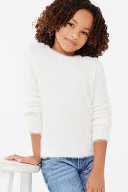 <b>Girls</b>' <b>Sweaters</b> | Cardigans, Graphics + More | Forever 21