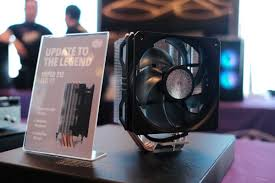 A revamped <b>Cooler Master</b> Hyper 212 Evo <b>CPU</b> cooler is finally here ...