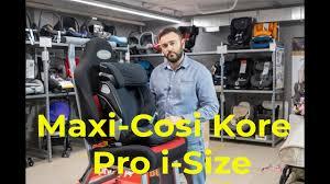 <b>Maxi</b>-<b>Cosi Kore</b> Pro <b>i-Size</b> – <b>автокресло</b> от 3 до 12 лет - YouTube